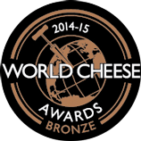 World Cheese Award Bronze 2014