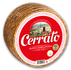 Cerrato Pastora, winner Cheese Award Bronze 2014